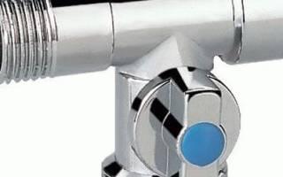 Кран для стиральной машины: разновидности, параметры выбора