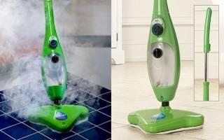 Можно ли мыть ламинат паровой шваброй?